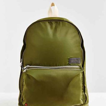 STATE Bags Lorimer Nylon Tri Backpack