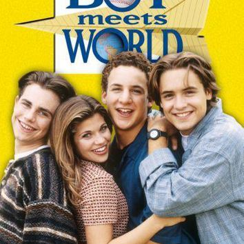 Boy Meets World Tv Poster 16 inches x 24 inches