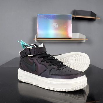 "Nike Air Force 1 07 MID AT1118-600 ""Chameleon"" - Best Deal Online"