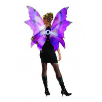 Purple and Blue Fairy Wings