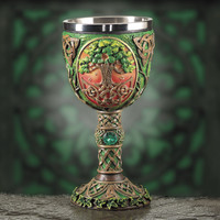 Celtic Tree of Life Goblet - New Age, Spiritual Gifts, Yoga, Wicca, Gothic, Reiki, Celtic, Crystal, Tarot at Pyramid Collection