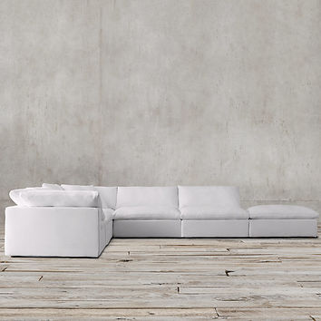 Cloud Cube Modular Customizable Sectional