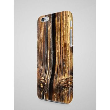 Cracked Wood iPhone 7 Case iPhone 7 Plus Case