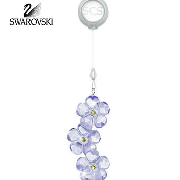 SWAROVSKI 2011 SCS Arctic Flower Window ornament #1055006