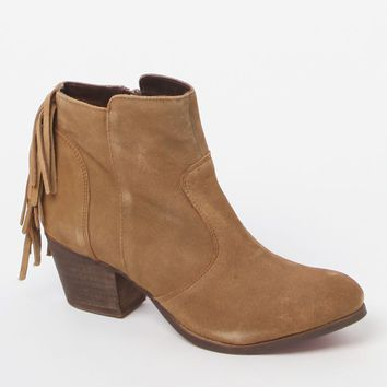Espana Fringed Booties
