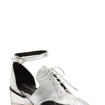 Jeffrey Campbell 'Thoreau' Ankle Strap Oxford (Women) | Nordstrom