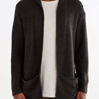 Koto Arkashe Open Front Hooded Cardigan Sweater - Urban Outfitters