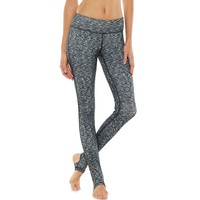 Tek Gear Printed Stirrup Yoga Leggings