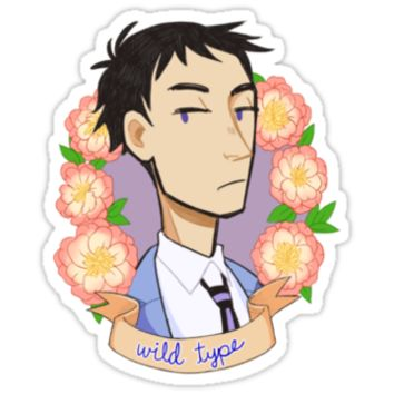 Ouran High School Host Club - Mori sticker