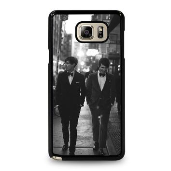 DAN AND PHIL Samsung Galaxy Note 5 Case