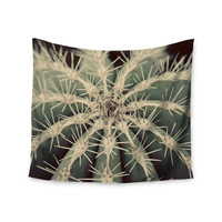 """Angie Turner """"Cactus"""" Plant Wall Tapestry"""