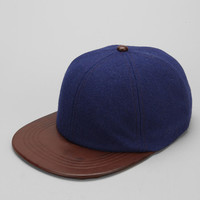 Rosin Short Brim Baseball Hat - Urban Outfitters
