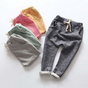 Choice of Boys or Girls Harem Sweatpants