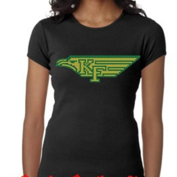 Klein Forest Eagles Rhinestone Shirt
