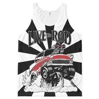 56 Gasser All-Over-Tank All-Over Print Tank Top