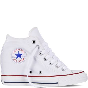 Chuck Taylor All Star Lux Wedge from Converse 6fb36cccf3
