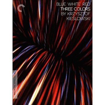Three Colors: Blue, White, Red (Criterion Collection) (4 Discs) (Special Edition) (Widescreen)
