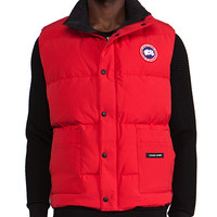 Canada Goose Freestyle Vest in Red
