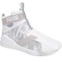PUMA Fierce Strap Swan Training Sneaker (Women) | Nordstrom