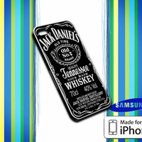 Jack Daniels Case For iPhone 4/4S iPhone 5/5S/5C and Samsung Galaxy S3 S4