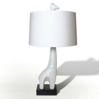 Jonathan Adler Giraffe Lamp in Table Lamps