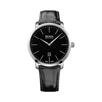 Hugo Boss Mens Analog Dress Quartz Watch (Imported) 1513258