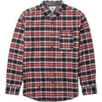 Vissla Central Coast Flannel Shirt