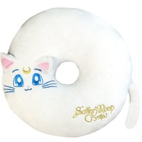 Sailor Moon Crystal Artemis Round Cushion