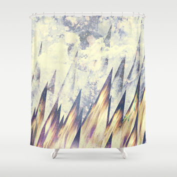 I have been to Mars Shower Curtain by HappyMelvin