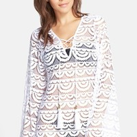 Women's PilyQ 'Noah' Tunic Cover-Up