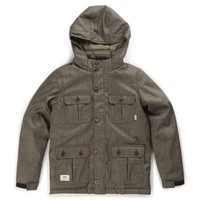 Vans Boys Mixter II Jacket (Army Heather)