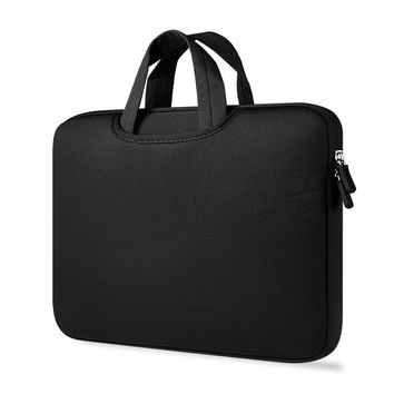 Laptop Bag 15.6 Handbag Case 13.3 Inch For MacBook Air Pro 13,Notebook Sleeve Bags 11,13,15 Inch Computer Bag For Women Men
