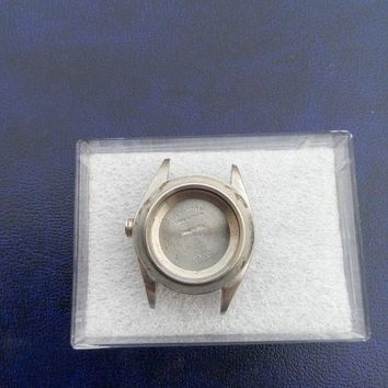 GNETOW Vintage ROLEX LADIES OYSTER 9220 STEEL WATCH CASE PARTS
