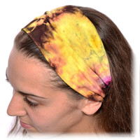 Day Dreamer Tie Dye Headband Assorted on Sale for $7.99 at The Hippie Shop