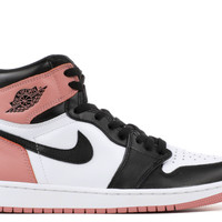 "Air Jordan 1 Retro High Og Nrg ""rust Pink"" - Air Jordan - 861428 101 - white/black-rust pink 