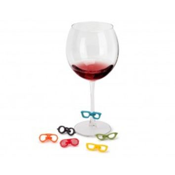 Glasses Wine Charms & Topper