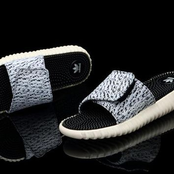 Adidas Women Men Yeezy Boost Sandals