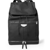 Balenciaga - Leather Backpack | MR PORTER