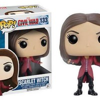 POP! Movies: Civil war: Scarlet Witch