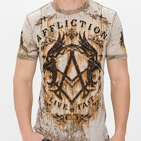 Affliction Trivial Rust T-Shirt
