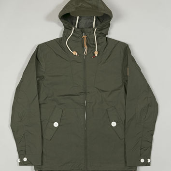 Penfield Gibson Rain Jacket Olive