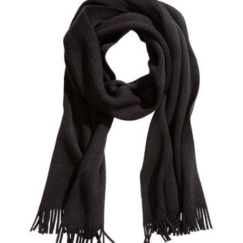 H&M Knit Scarf $9.99