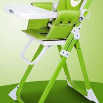 Foldable PP Chairs for Children Kids Baby Children's Furniture Dinette Set 0013 (you can choose custom colors)