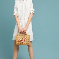Shoshanna Poplin Shirtdress
