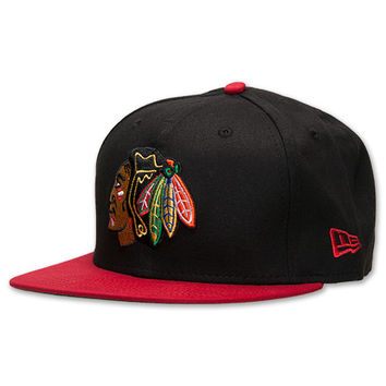New Era Chicago Blackhawks NHL 9Fifty Snapback Hat
