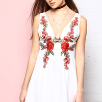 Down To You Floral Dress