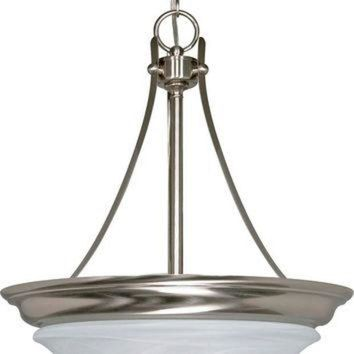 CREYONB Hanging Pendant Light Fixture (Close-to-Ceiling Conversion Kit Included)