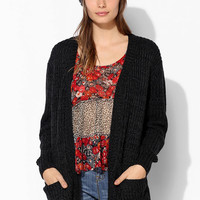 BDG Marled Open-Front Cardigan - Urban Outfitters