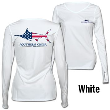 American Marlin Ladies Performance Gear