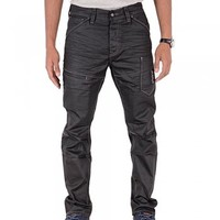Voi Jeans Voi Jeans Booth 010 jeans black coated - Voi Jeans from Great Clothes UK